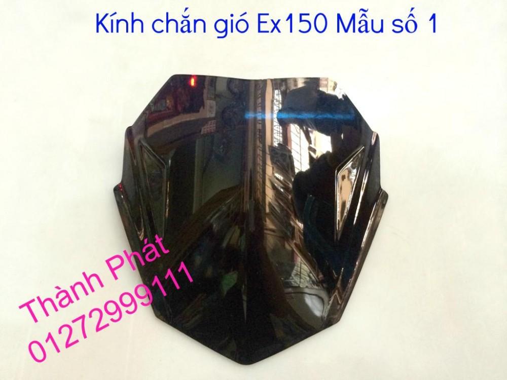 Do choi Exciter 150 tu A Z Po do Chan bun sau kieng kieu Bao tay Tay thang Xinhan kieu S - 17