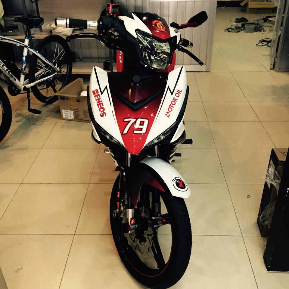 Exciter 150 con cung cua nhung biker thich do kieng - 4
