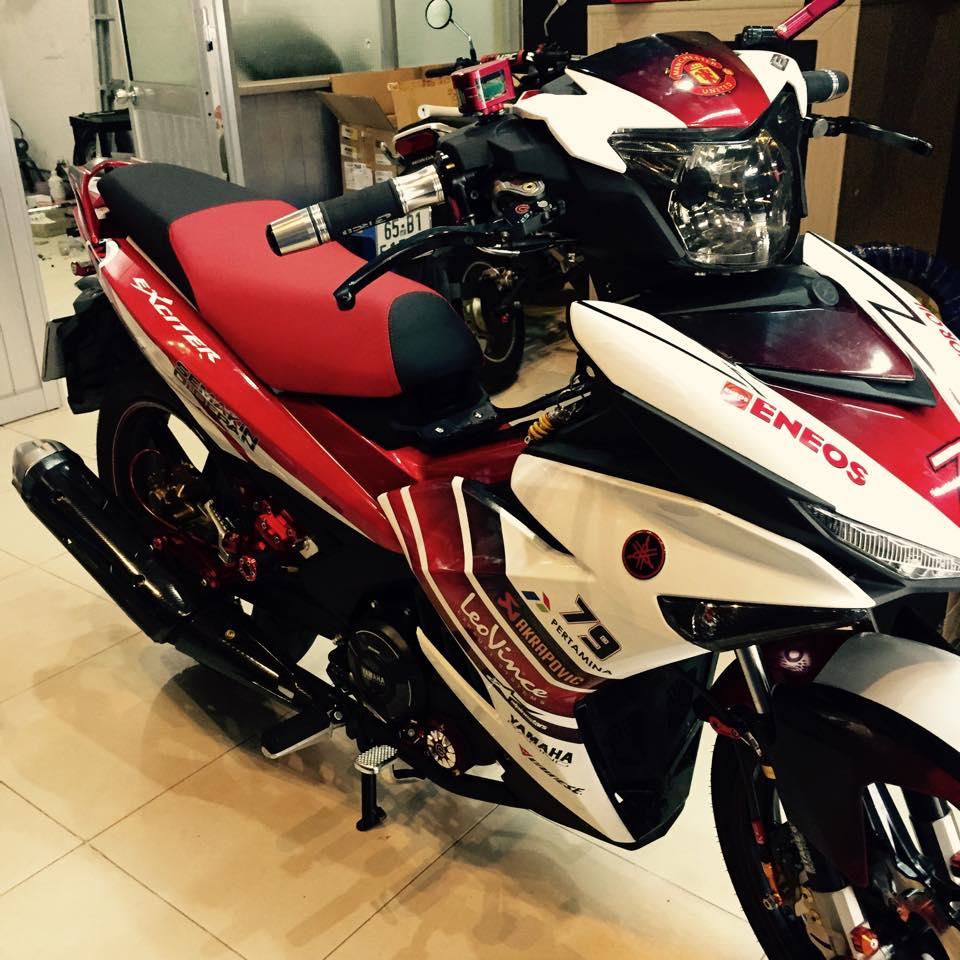 Exciter 150 con cung cua nhung biker thich do kieng - 5