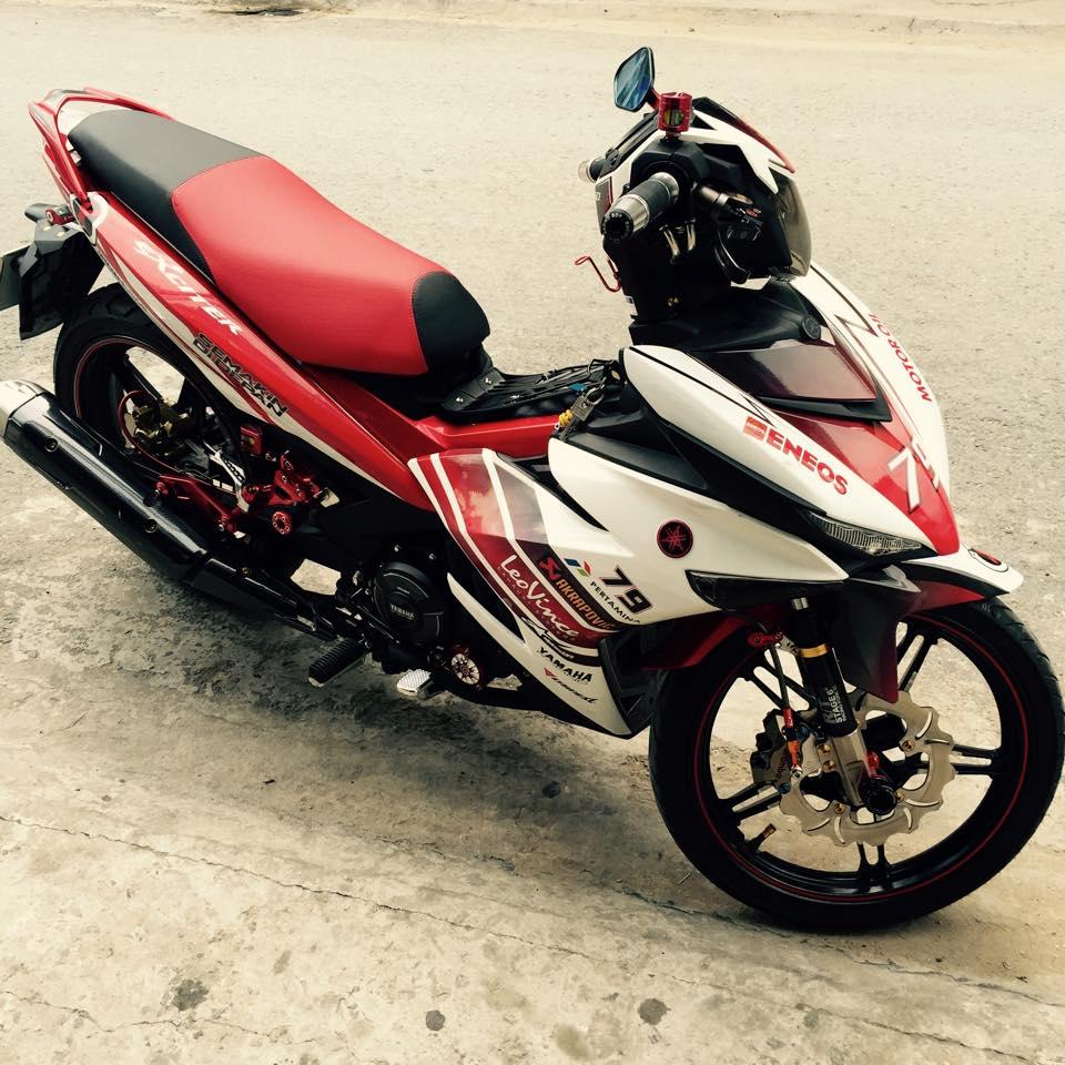 Exciter 150 con cung cua nhung biker thich do kieng - 6