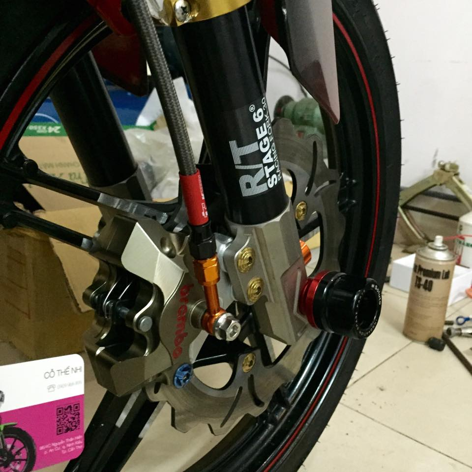 Exciter 150 con cung cua nhung biker thich do kieng - 11