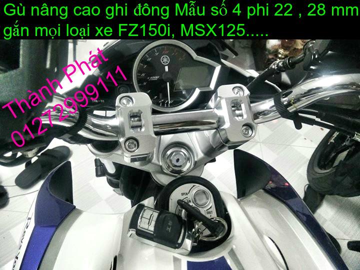 Ghi dong Gu ghi dong kieu cac loai Rizoma Accossato KY Accel DMV BikerGia tot Up 3 - 23