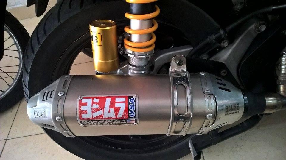 Honda Sh do po zin yoshimura titan kem tieu da mode - 3