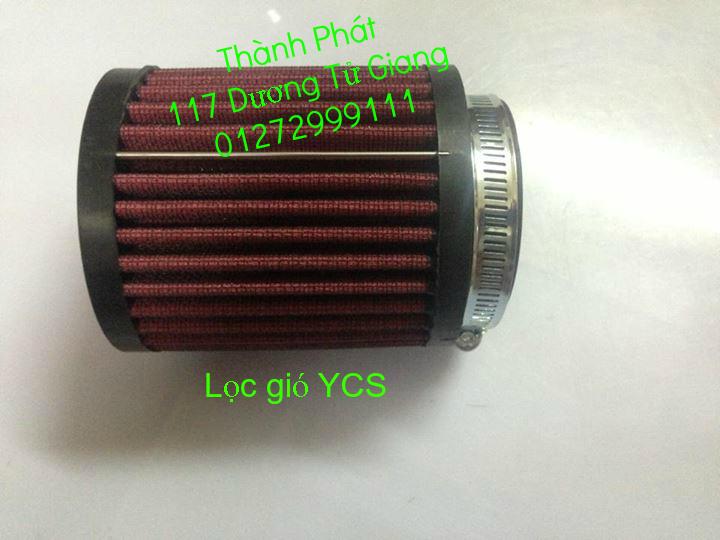 Loc gio do Loc dau DNA KN BMC cho xe Shi150 SH300 Shi VN Dylan PS PCX MSX125 KTM AB CL - 20