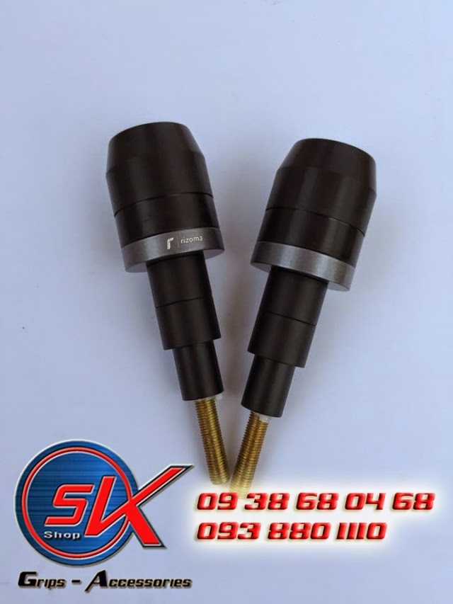 Sk Shop Chuyen Chong Do Rizoma Pkl Cho Z300z1000 Ymh R1r6 Fz1fz8 Cb1000 Cbr1000rr Bn302 Bj600 - 3