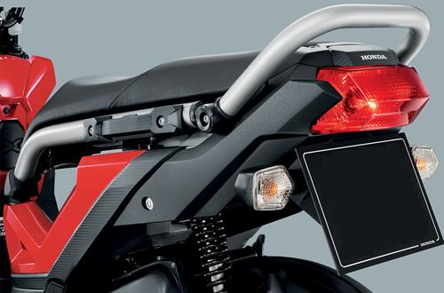 Can canh Honda Zoomer X 2016 gia khoang 35 trieu dong - 5