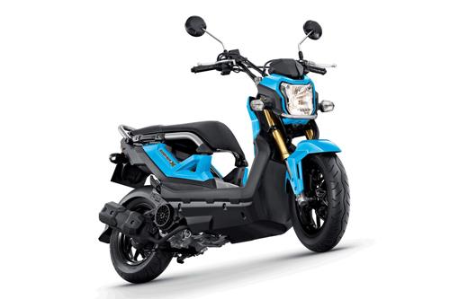Can canh Honda Zoomer X 2016 gia khoang 35 trieu dong - 7