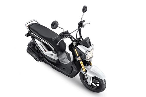 Can canh Honda Zoomer X 2016 gia khoang 35 trieu dong - 8