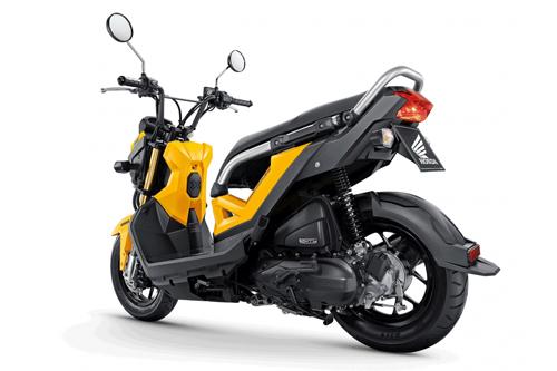 Can canh Honda Zoomer X 2016 gia khoang 35 trieu dong - 9