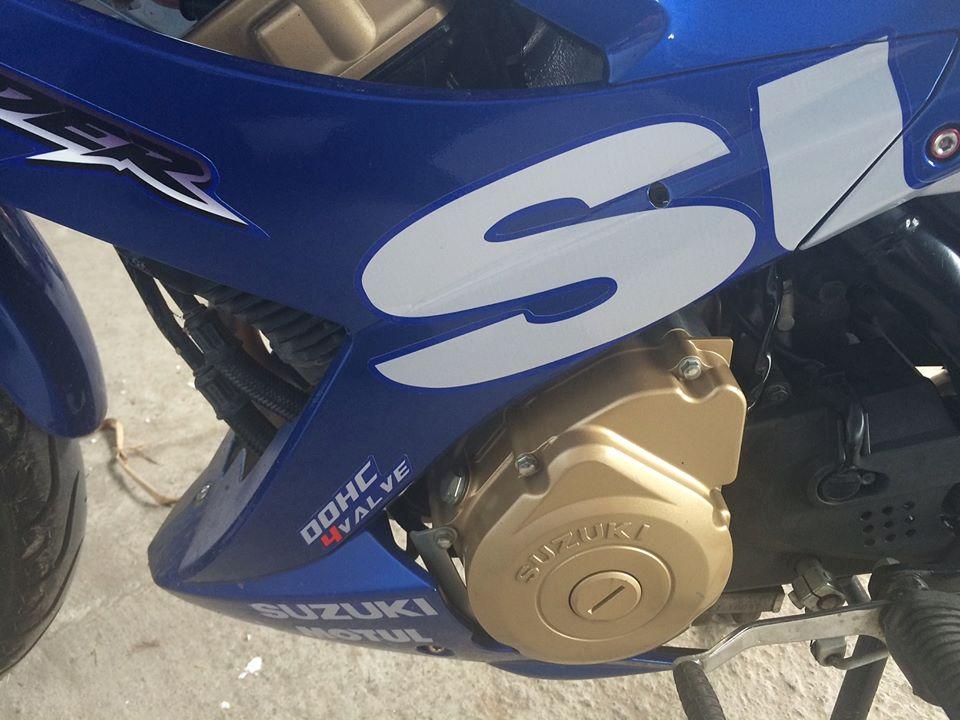 Raider do cuc chat theo phong cach MotoGP - 6
