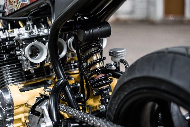 Suzuki GSX1100 Do doc voi loc may ma vang - 6