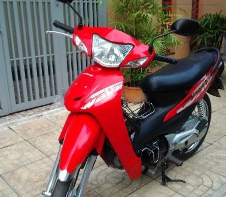 2007 Wave Honda - 4