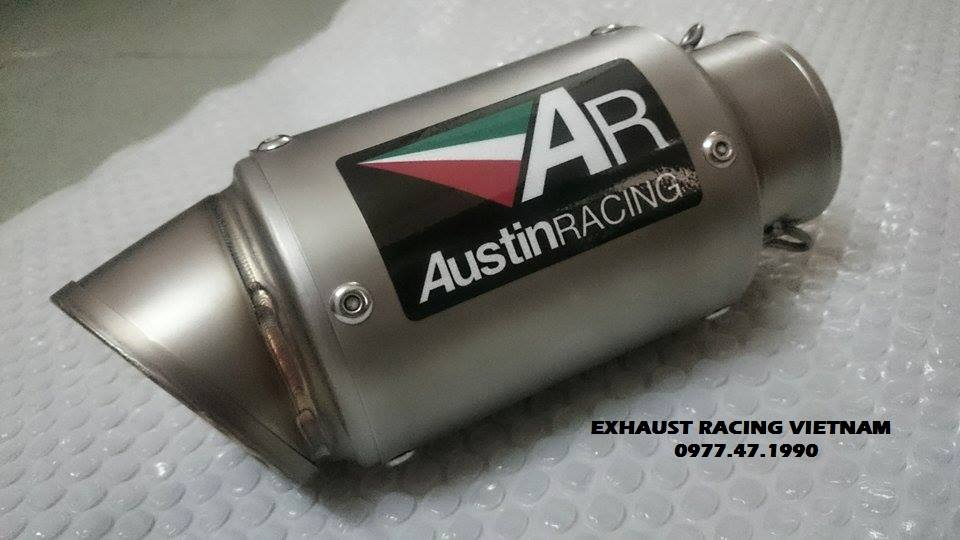 AUSTIN RACING GP2R Replica cao cap