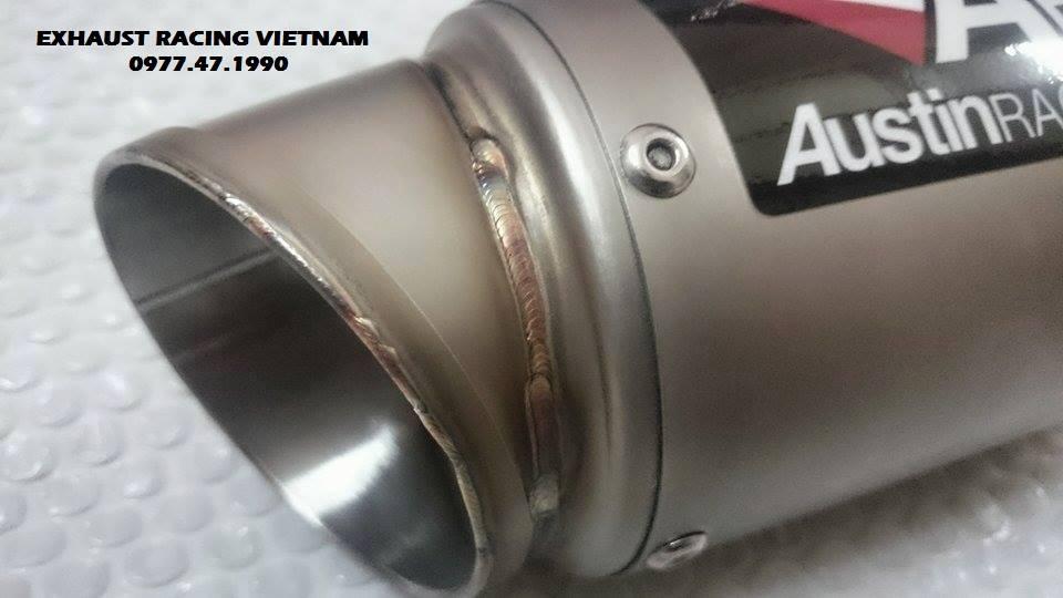 AUSTIN RACING GP2R Replica cao cap - 2