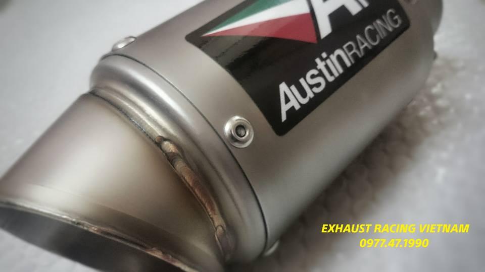 AUSTIN RACING GP2R Replica cao cap - 3