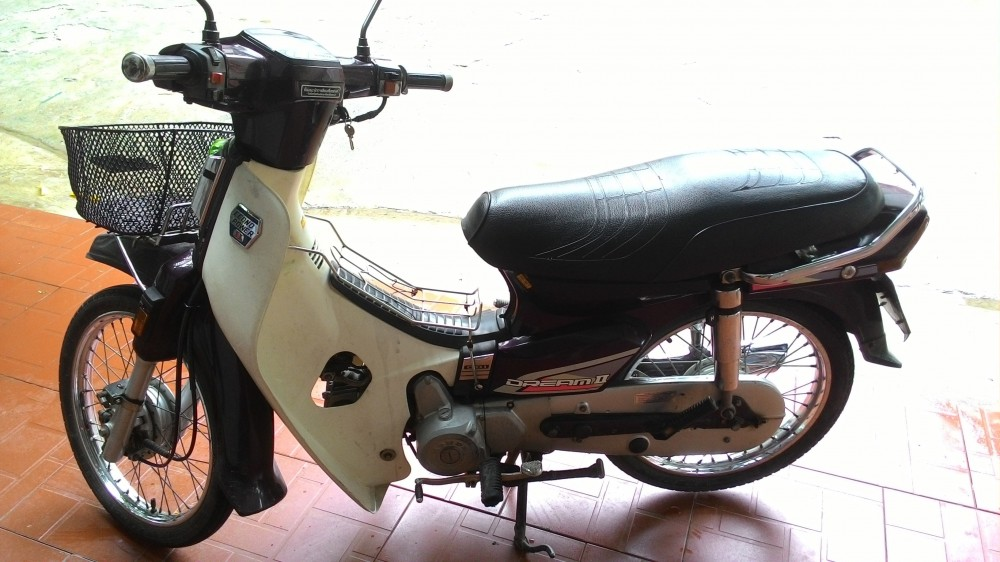 Ban xe Dream Thai doi dau