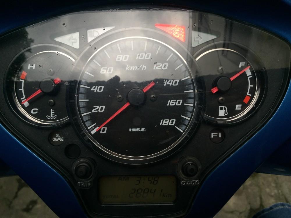 Can ban SH300i cuoi 2007 - 5