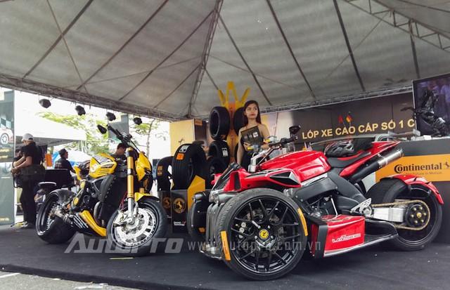 Can canh hang doc Lazareth Triazuma R1 tai VMF 2015 - 5
