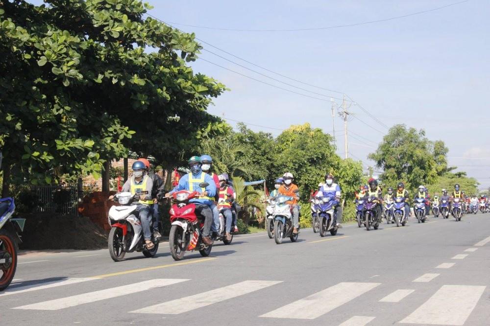 Chuong trinh tu thien tam long bikerchia se yeu thuong tai cho gao - 3