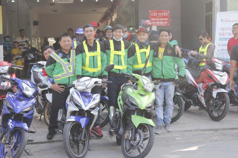 Chuong trinh tu thien tam long bikerchia se yeu thuong tai cho gao - 5
