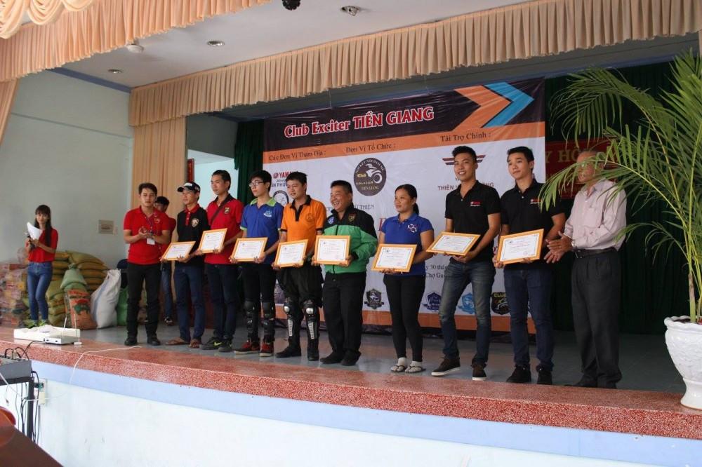 Chuong trinh tu thien tam long bikerchia se yeu thuong tai cho gao - 6