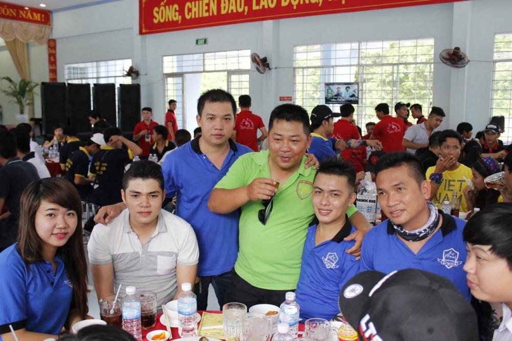 Chuong trinh tu thien tam long bikerchia se yeu thuong tai cho gao - 8