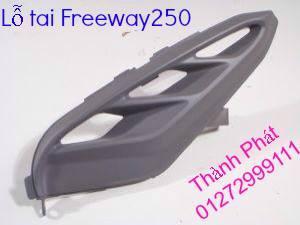 Chuyen phu tung zin Do choi xe SH 300i 2008 SH300i 2013 Freeway 250 nut tat may SH 300i Bao t - 17