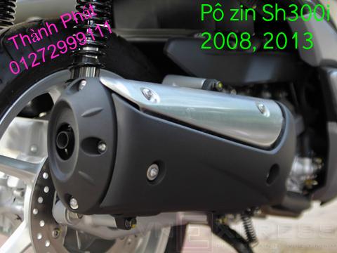 Chuyen phu tung zin Do choi xe SH 300i 2008 SH300i 2013 Freeway 250 nut tat may SH 300i Bao t - 19