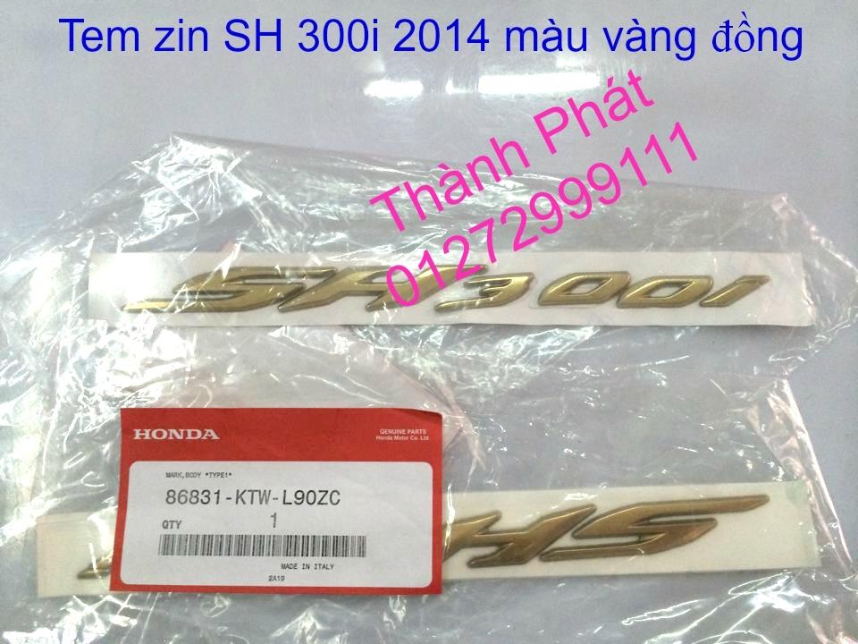 Chuyen phu tung zin Do choi xe SH 300i 2008 SH300i 2013 Freeway 250 nut tat may SH 300i Bao t - 37