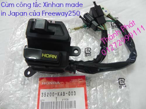 Chuyen phu tung zin Do choi xe SH 300i 2008 SH300i 2013 Freeway 250 nut tat may SH 300i Bao t - 21