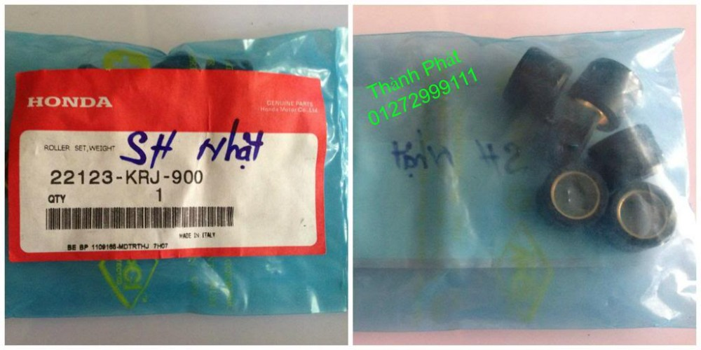 Chuyen Phu tung zin Do choi xe SHi150 2002 2013 Dylan PS - 36
