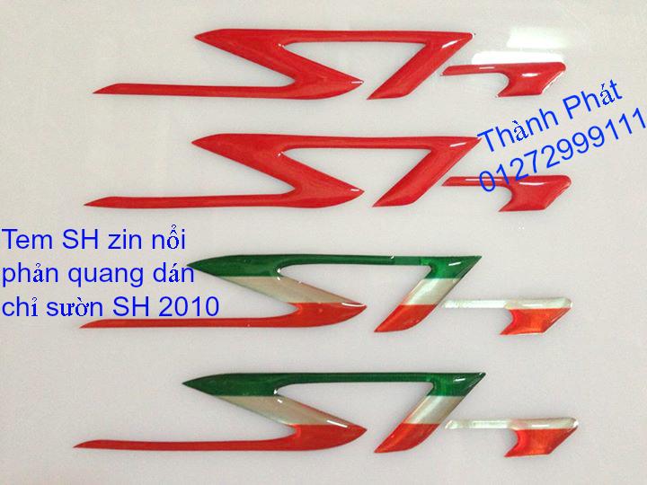 Chuyen Phu tung zin Do choi xe SHi150 2002 2013 Dylan PS - 9