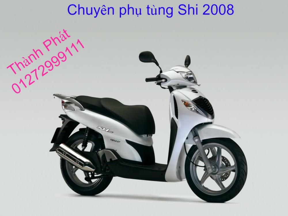 Chuyen Phu tung zin Do choi xe SHi150 2002 2013 Dylan PS - 25