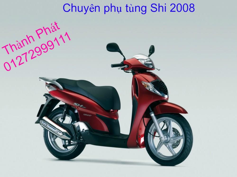 Chuyen Phu tung zin Do choi xe SHi150 2002 2013 Dylan PS - 24