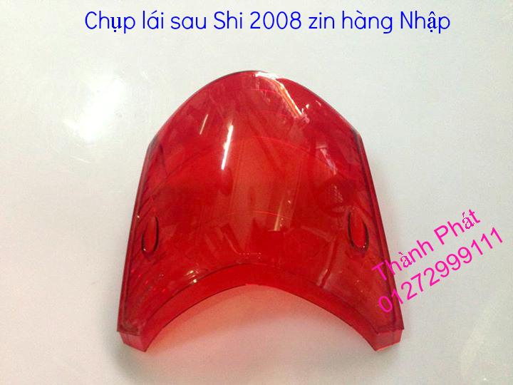 Chuyen Phu tung zin Do choi xe SHi150 2002 2013 Dylan PS - 32