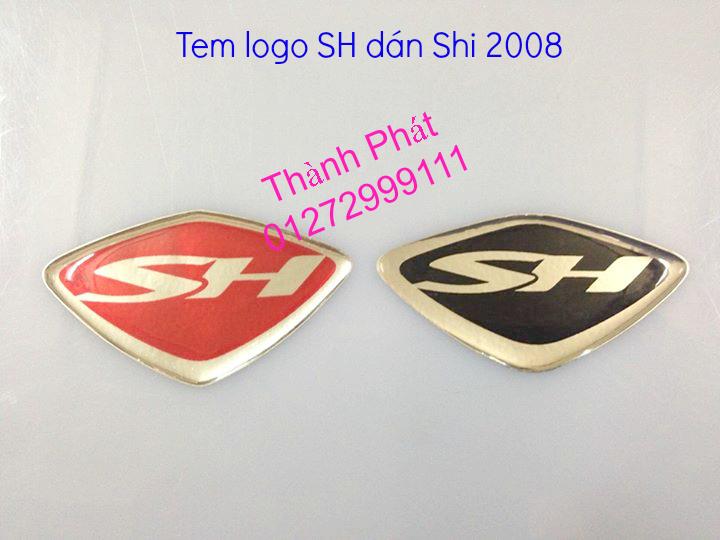 Chuyen Phu tung zin Do choi xe SHi150 2002 2013 Dylan PS - 35