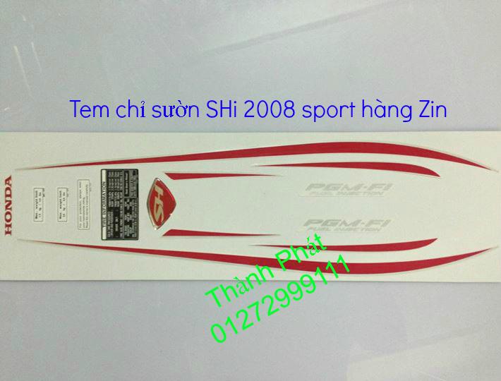Chuyen Phu tung zin Do choi xe SHi150 2002 2013 Dylan PS - 37