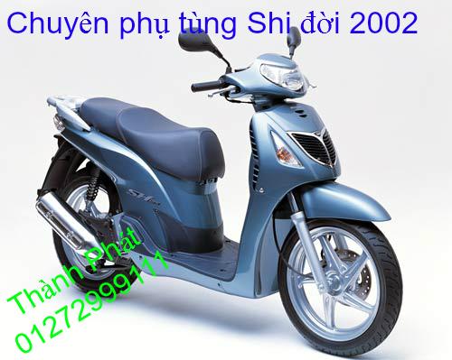 Chuyen Phu tung zin Do choi xe SHi150 2002 2013 Dylan PS - 41