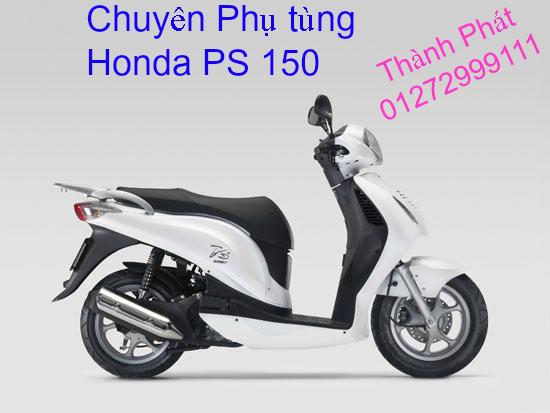 Chuyen Phu tung zin Do choi xe SHi150 2002 2013 Dylan PS - 2