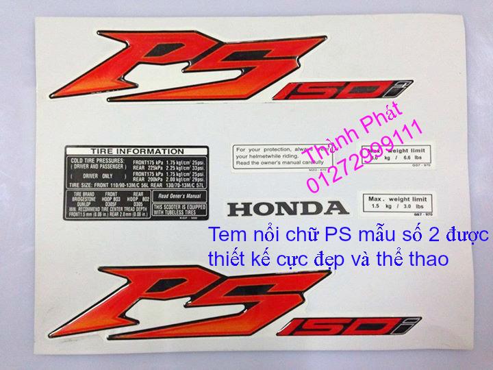 Chuyen Phu tung zin Do choi xe SHi150 2002 2013 Dylan PS - 16