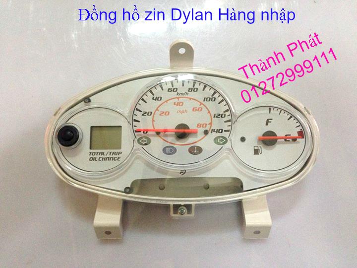 Chuyen Phu tung zin Do choi xe SHi150 2002 2013 Dylan PS - 29