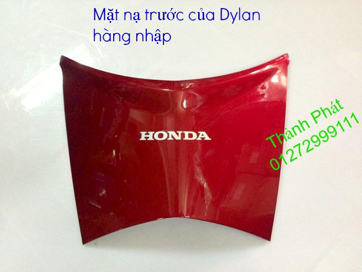 Chuyen Phu tung zin Do choi xe SHi150 2002 2013 Dylan PS - 31