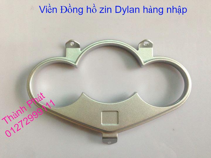 Chuyen Phu tung zin Do choi xe SHi150 2002 2013 Dylan PS - 42