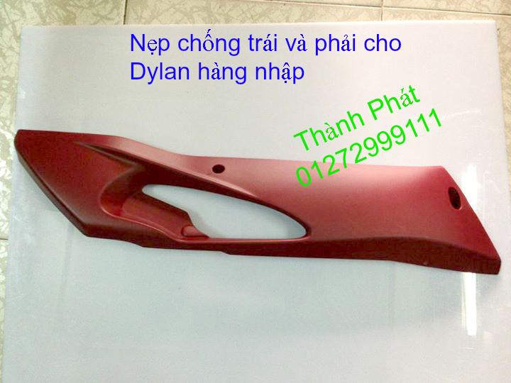 Chuyen Phu tung zin Do choi xe SHi150 2002 2013 Dylan PS - 39