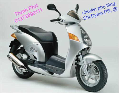 Chuyen Phu tung zin Do choi xe SHi150 2002 2013 Dylan PS - 47