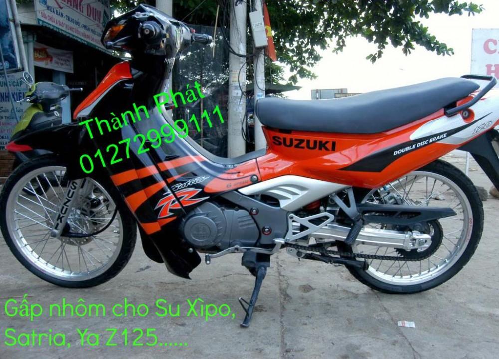Chuyen phu tung zin Su Xipo Satria YA Z125 date 1997 2013 Gia tot update thang 1 2014 - 33