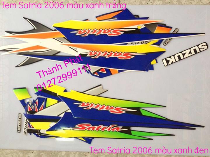 Chuyen phu tung zin Su Xipo Satria YA Z125 date 1997 2013 Gia tot update thang 1 2014 - 20