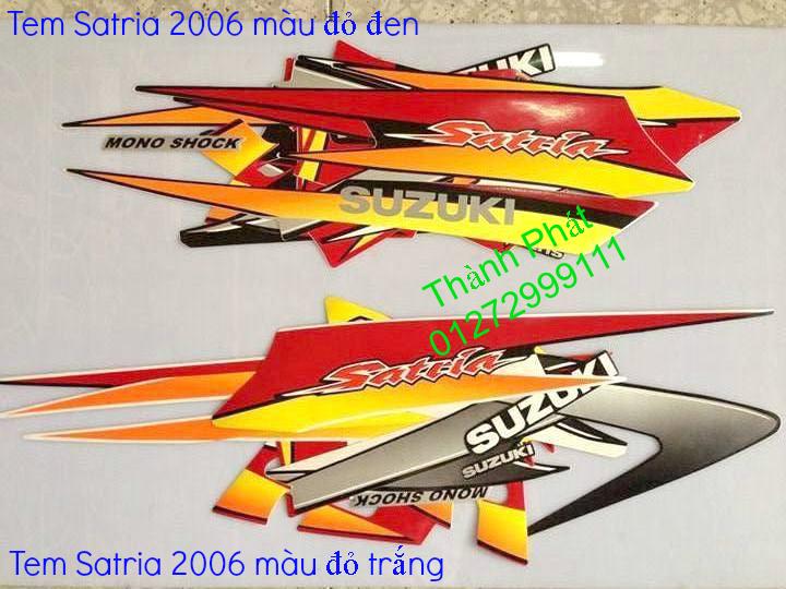 Chuyen phu tung zin Su Xipo Satria YA Z125 date 1997 2013 Gia tot update thang 1 2014 - 21