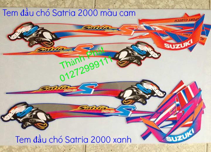 Chuyen phu tung zin Su Xipo Satria YA Z125 date 1997 2013 Gia tot update thang 1 2014 - 26