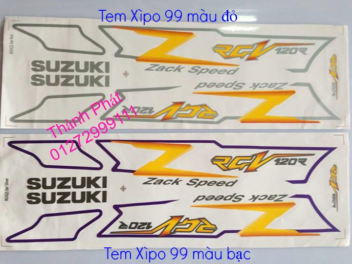 Chuyen phu tung zin Su Xipo Satria YA Z125 date 1997 2013 Gia tot update thang 1 2014 - 35